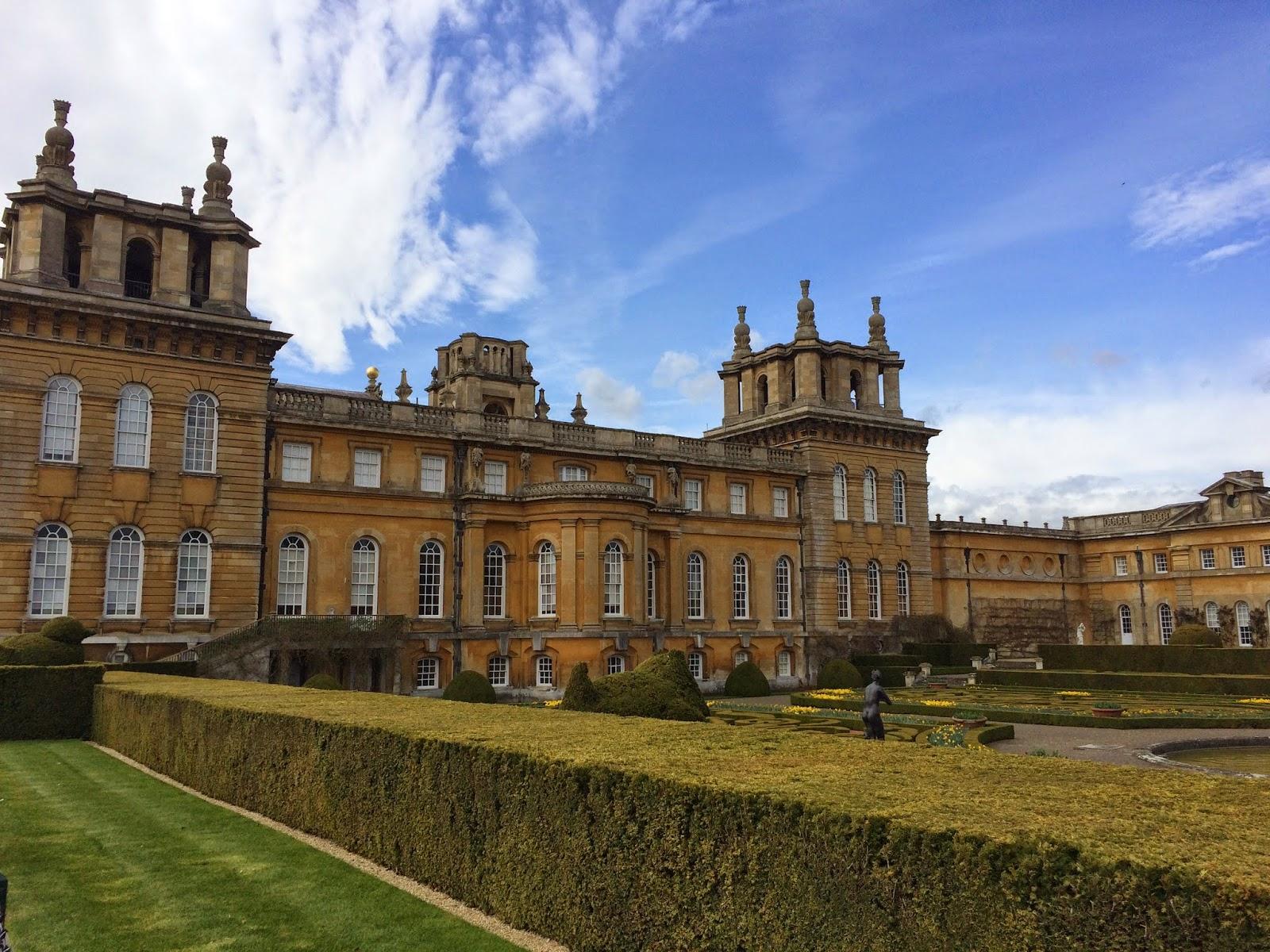 Palace Exterior
