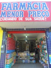 FARMÁCIA MENOR PREÇO - CUIDANDO BEM DE SUA SAÚDE