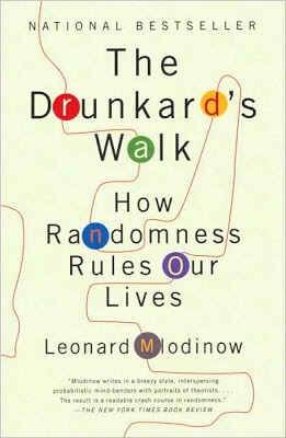 Leonard Mlodinow: The Drunkard's Walk [Život je jen náhoda]