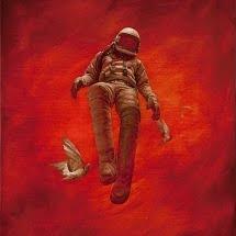 Astronautas, zombies y oleo - Jeremy Geddes.