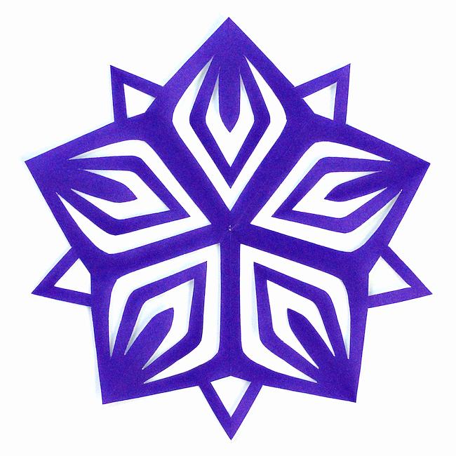 starburst template
