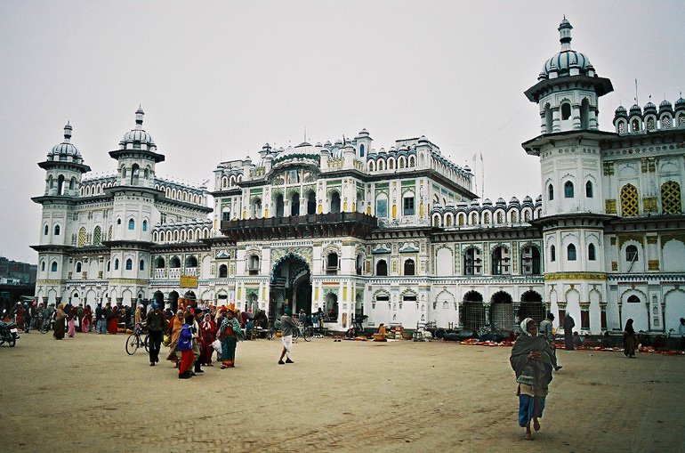 Janakpur Nepal  city photos gallery : janakpur it is also known as janakpurdham it is named after the ...