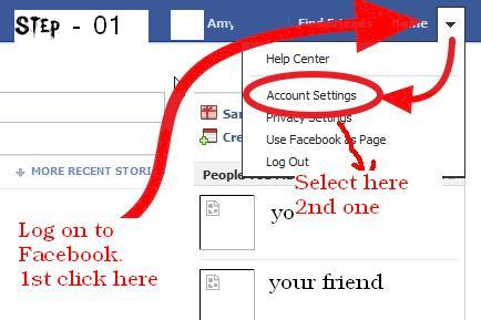 how to change your screen name on facebook