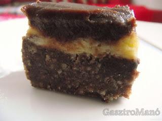 Sütés nélküli süti recept mézeskalácsból