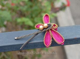 Zipper Dragonfly