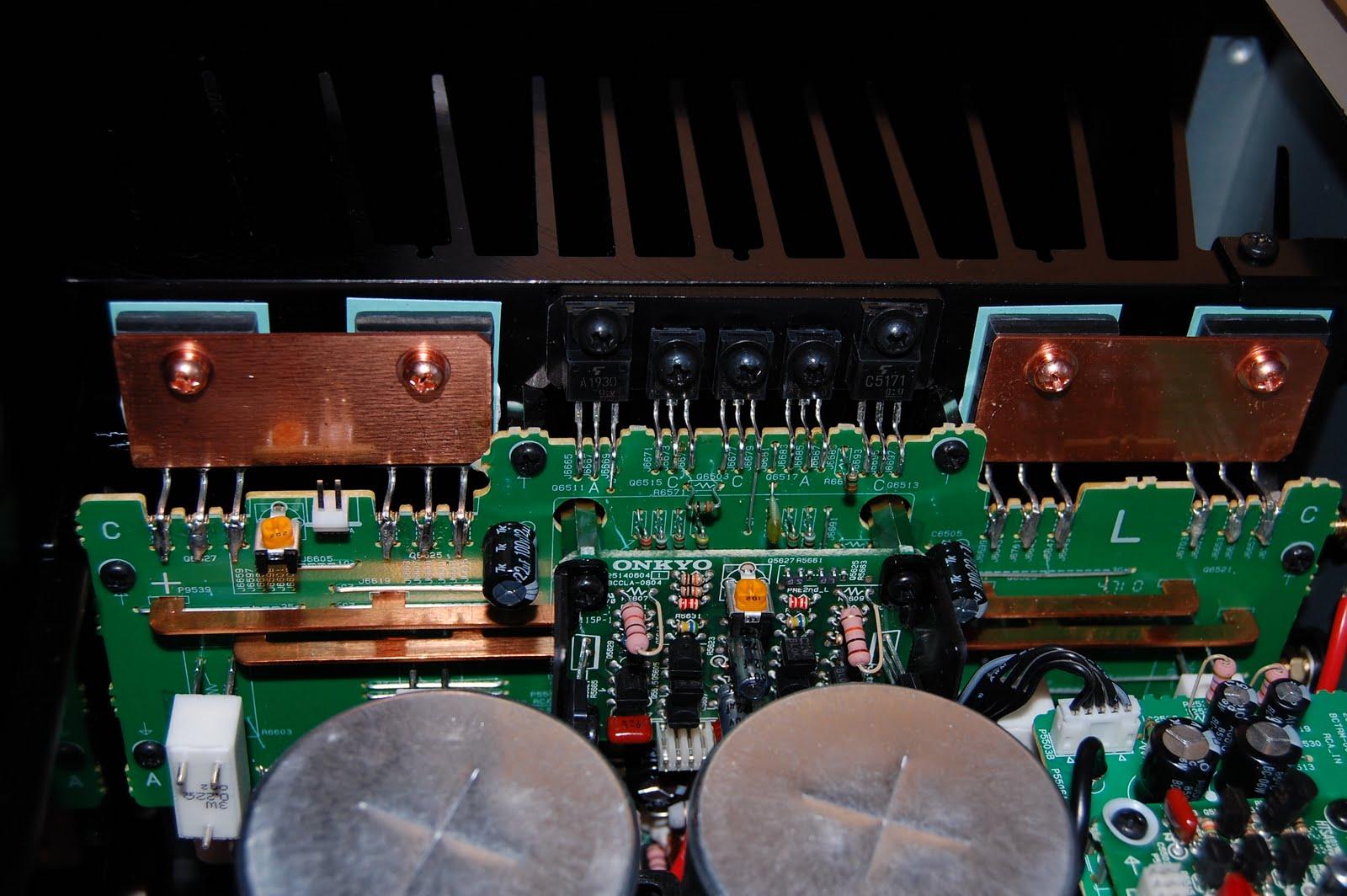 Onkyo M-5000R - Power Amplifier | AudioBaza