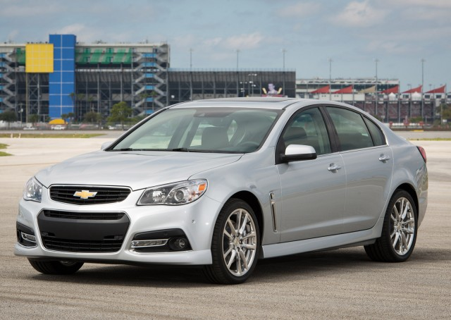 2014 Chevrolet SS Debut Review