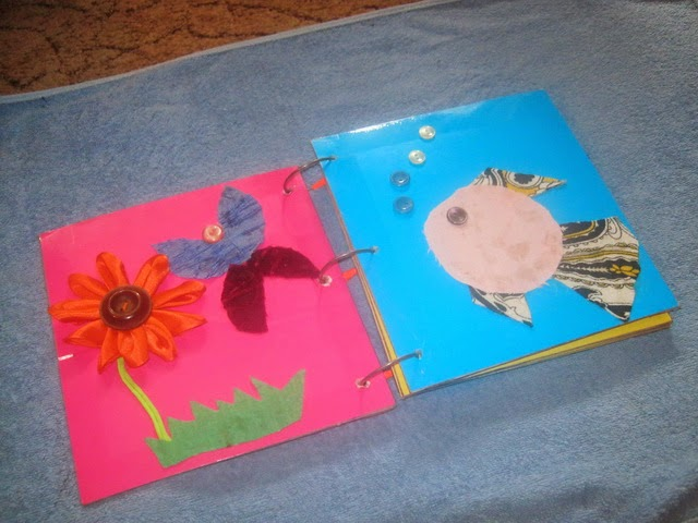 Как сделать детскую книжку своими руками из бумаги для детского сада