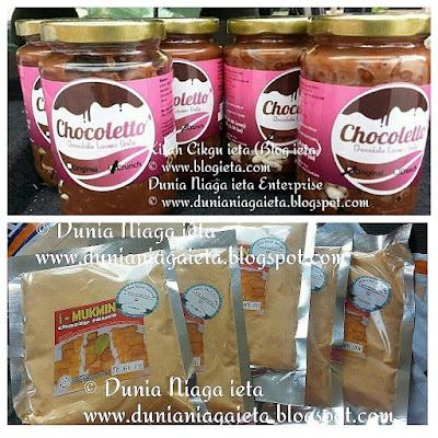 Chocoletto i mukmin Chezzy Sauce Dan Monster s Crazy Crunchy