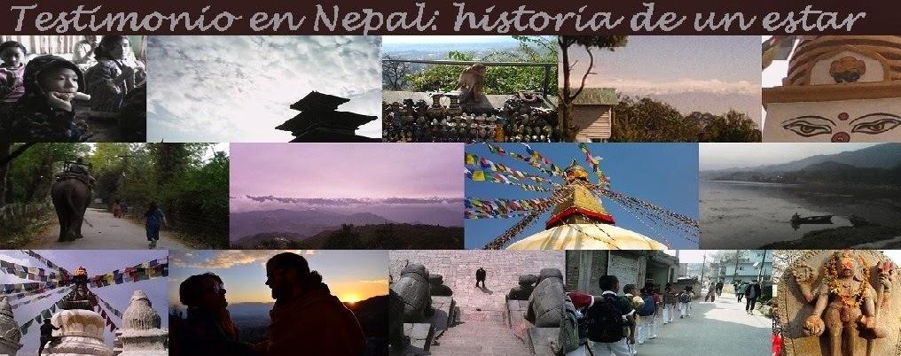 Testimonio en Nepal: historia de un estar