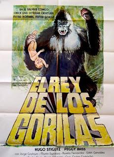Гориллы / El rey de los gorilas.