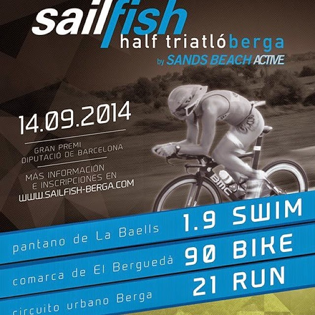 triatlo sailfish berga half medio ironman inscripciones