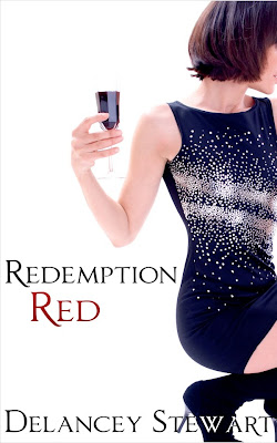 {Cover Reveal} Redemption Red by Delancey Stewart