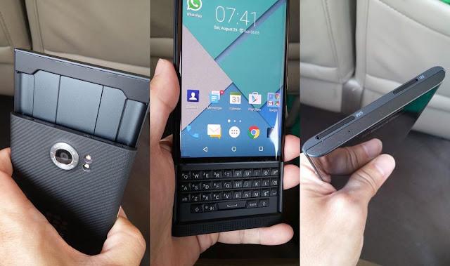 Harga BlackBerry Priv Di Kawasan China