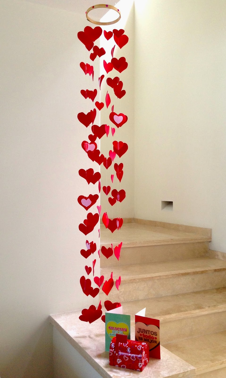 Casa eglys decoraci n deco tour san valentin 2015 for Decoracion para pared san valentin