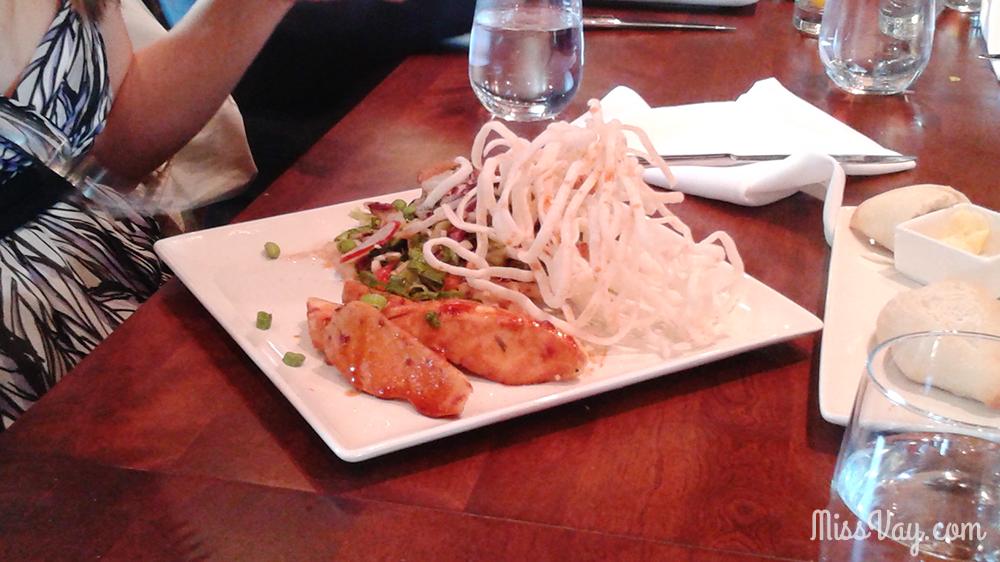 Restaurant Houston Avenue Sainte-Foy