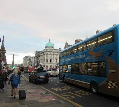 Cómo moverse por Edimburgo