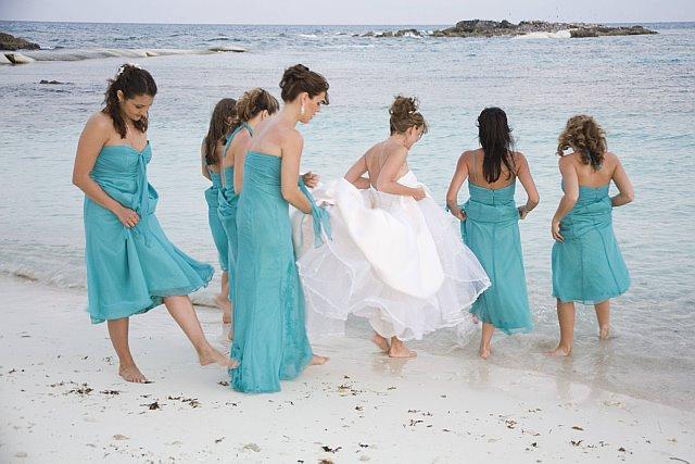 WhiteAzalea Destination Dresses Colorful Bridesmaid Dresses For Beach Destination Wedding
