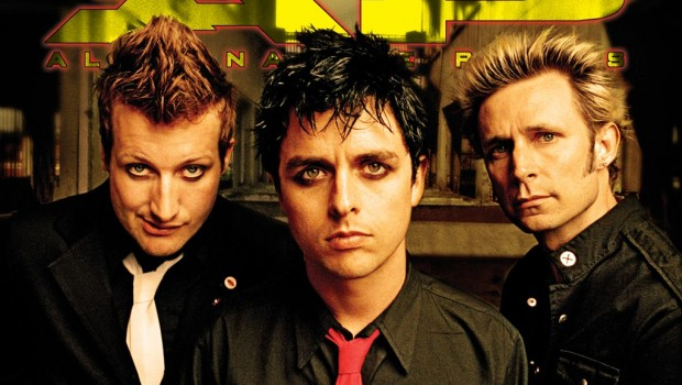Green Day, Billie Joe Armstrong, Mike Dirnt, Tré Cool