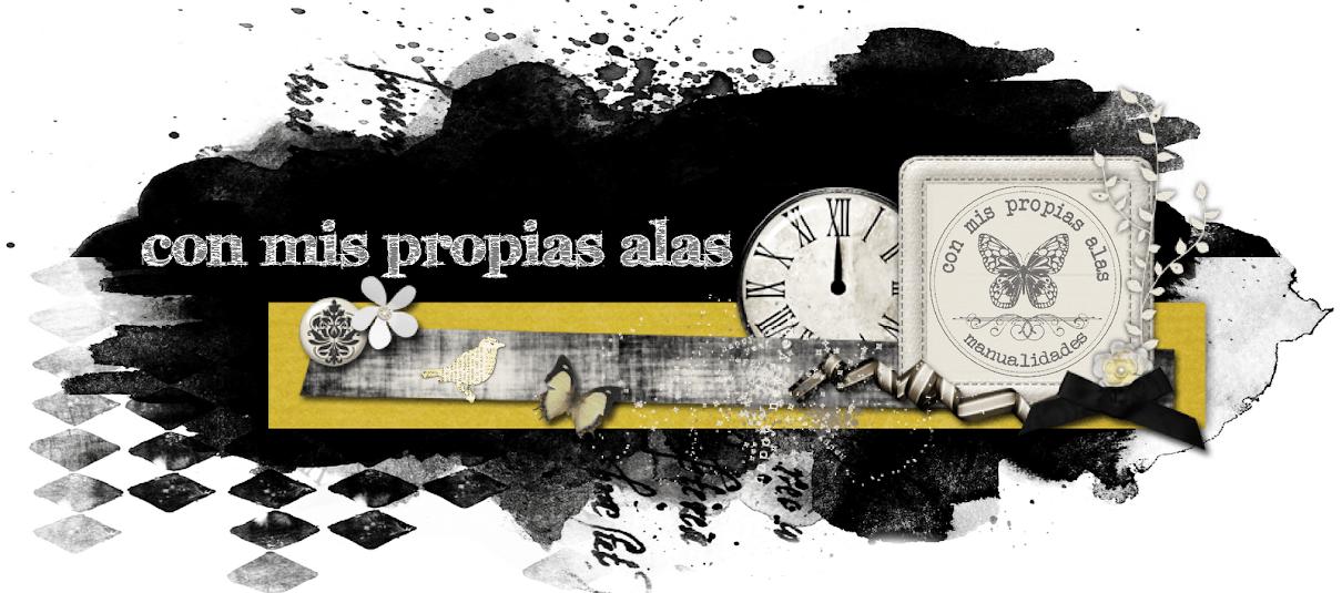 * Con Mis Propias Alas *