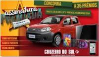Promoção Assinatura Premiada Jornal Cruzeiro do Sul