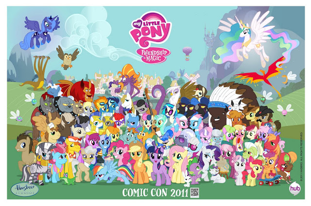 Background Ponies1