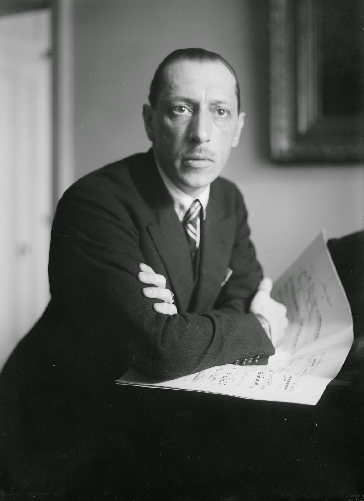 The 15 Greatest Classical Composers Of All Time - Igor Stravinsky (1882-1971)