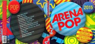 CD Arena Pop – Vol.2 2015