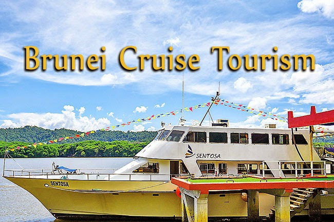 Brunei Cruise Tourism