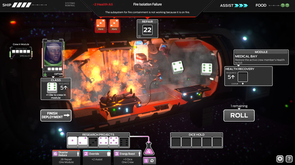 Tharsis PC Game Free Download