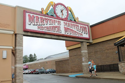 Marvin's Marvelous Mechanical Museum, Farmington Hill, MI