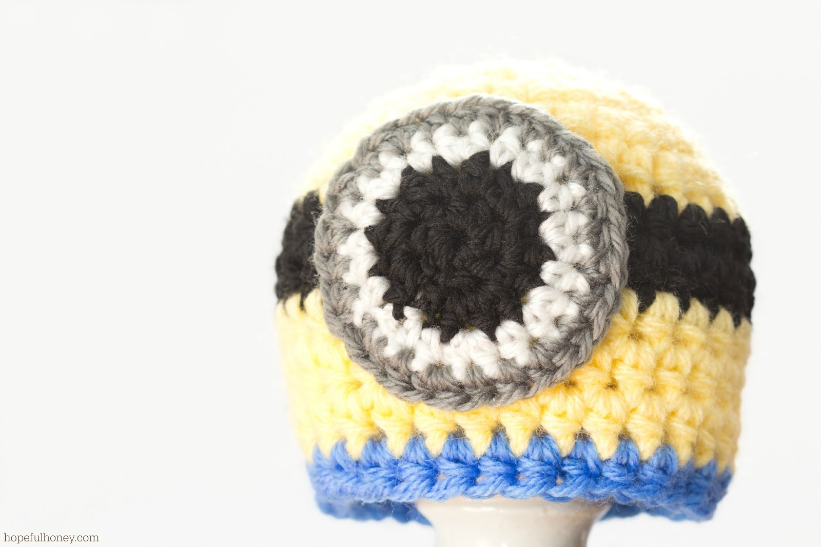 Crochet Halloween Baby Hat Pattern : Hopeful Honey Craft, Crochet, Create: 10 Free Halloween ...