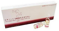 NC24 VITAMIN C + COLLAGEN (JAPAN)