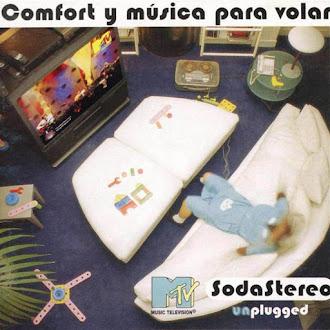 Soda Stereo - Comfort y Música Para Volar ( MTV Unplugged
