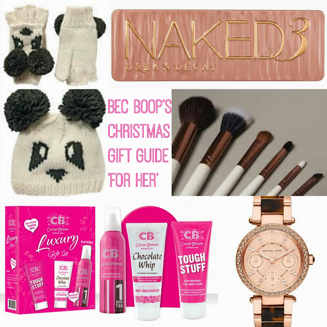 Christmas Gift Guide 2013 For Her Ireland