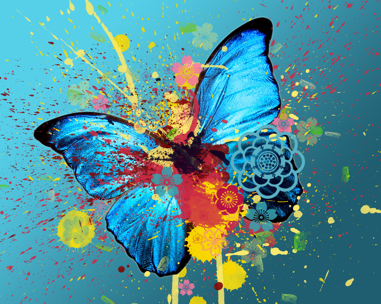 Butterfly wallpaper butterfly background wallpapers for Butterfly wallpaper
