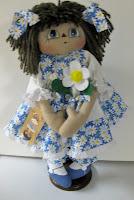BLUE DAISY ANNIE