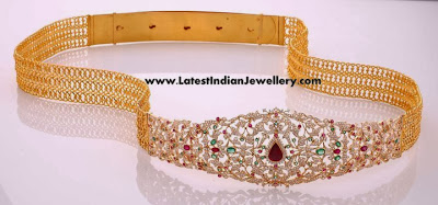 Diamond vaddanam