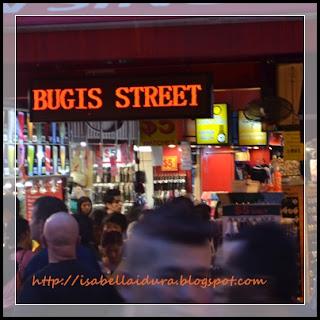 Bugis street, singapore, singapura