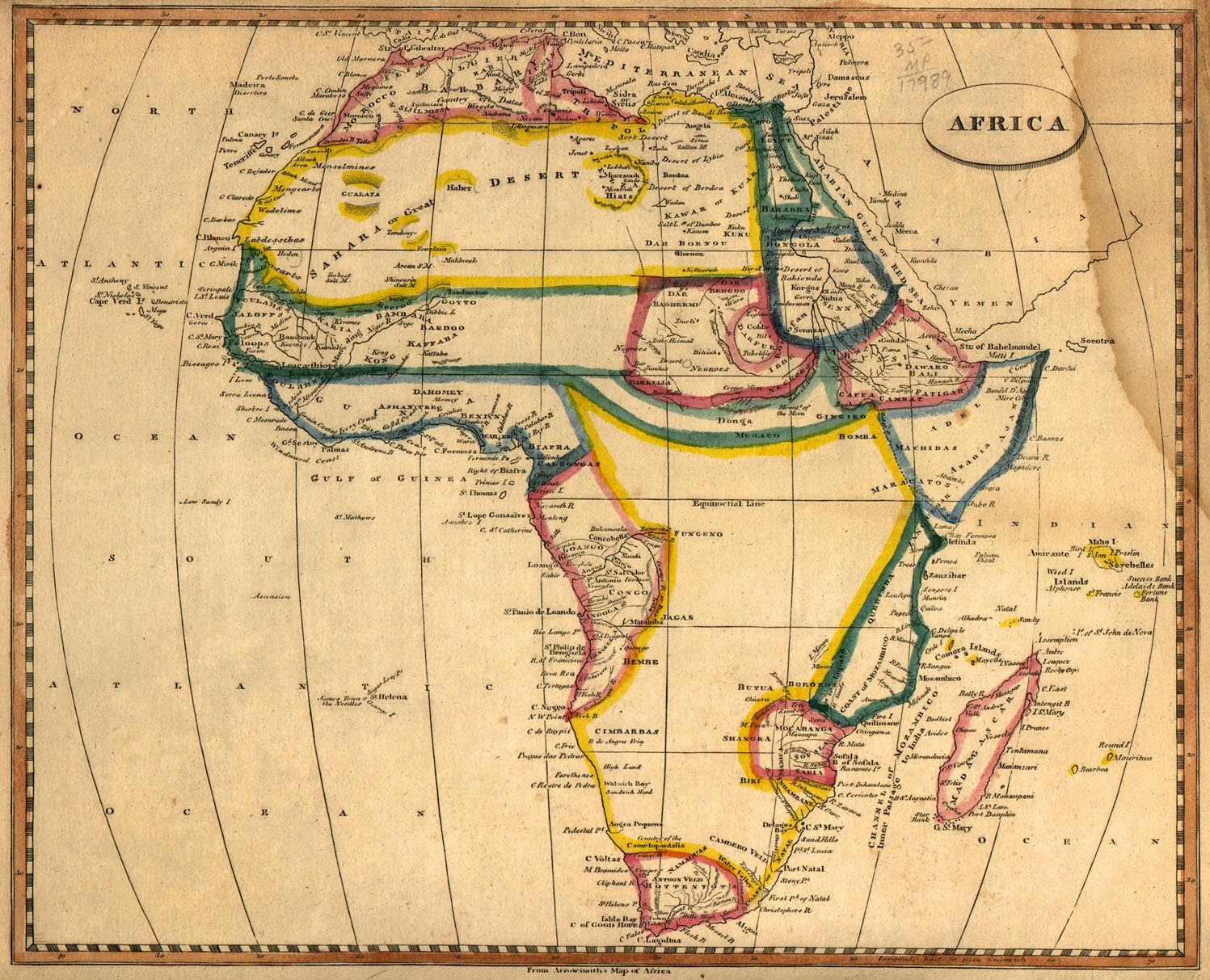 Black history heroes a brief timeline of the ancient history of map of africa c 1812 sciox Images