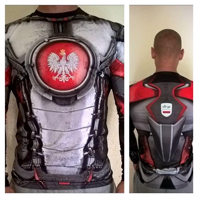 Bluza do biegania - Surge Polonia