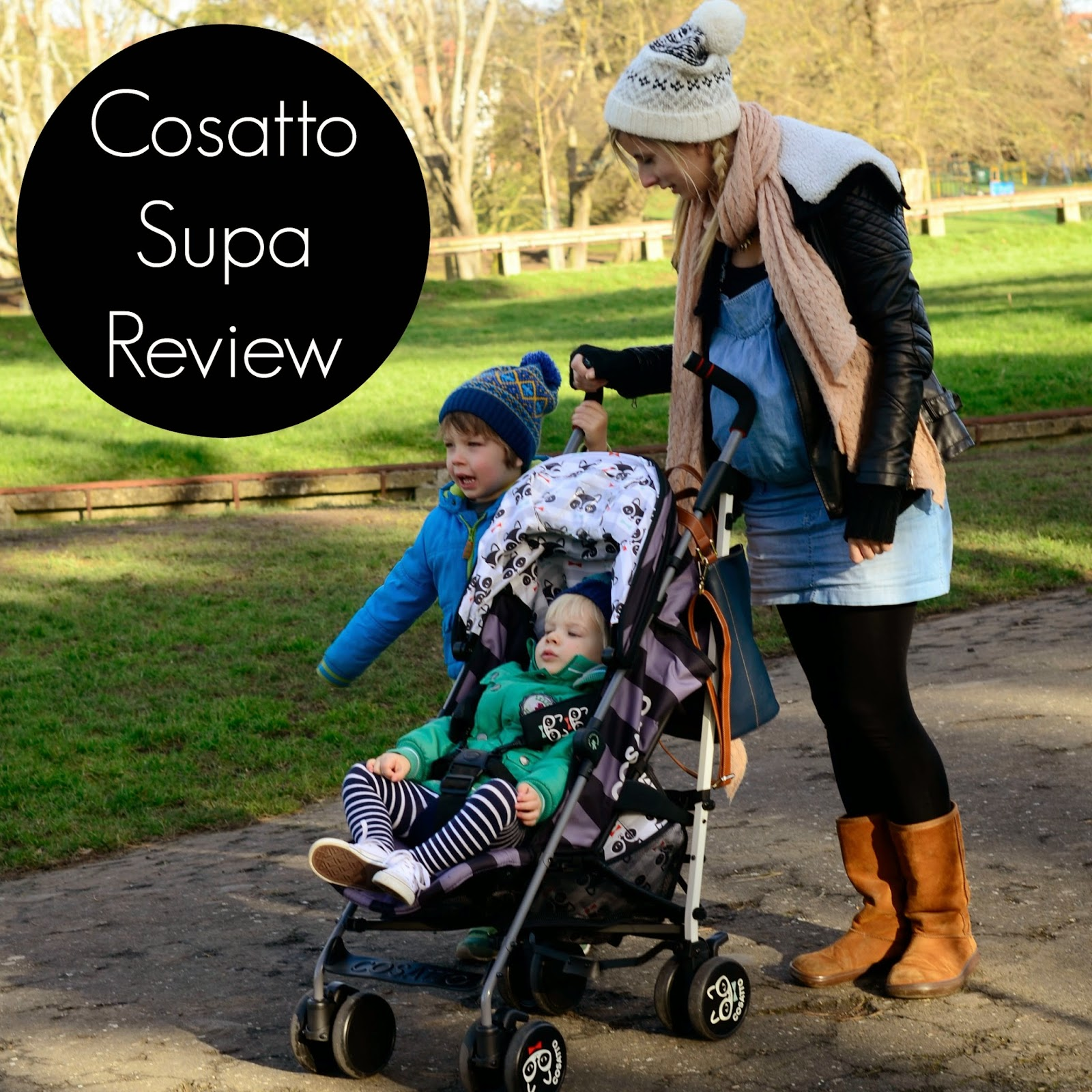 raccoon riot, Cosatto supa, supa raccoon review
