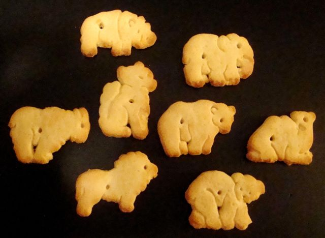 Animal Crackers in My Soup...and Psyche