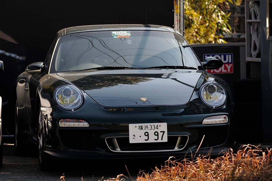 911シリーズ 997 MK2専用ブログを増設