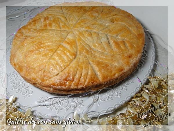 gourmande sans gluten galette des rois sans gluten