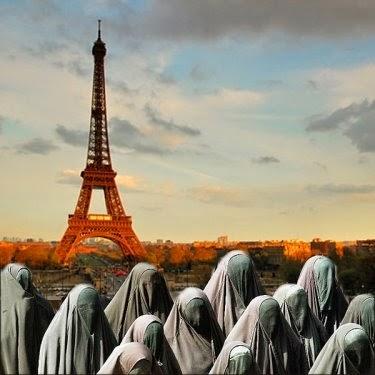 Você viu o ate... Atentado Em Paris