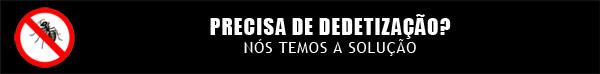 DEDETIZADORA CAMPINAS E REGIÃO