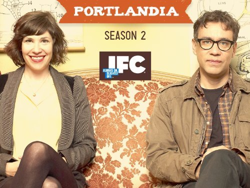 Without all those stupid fucking commercials that IFC started adding to its programming a couple of years ago, each half-hour episode of Portlandia is actually just eight minutes long.