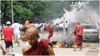 Pembantain Muslim Rohingya