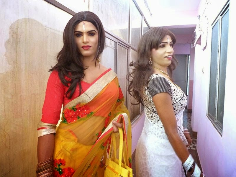Gujarati crossdresser